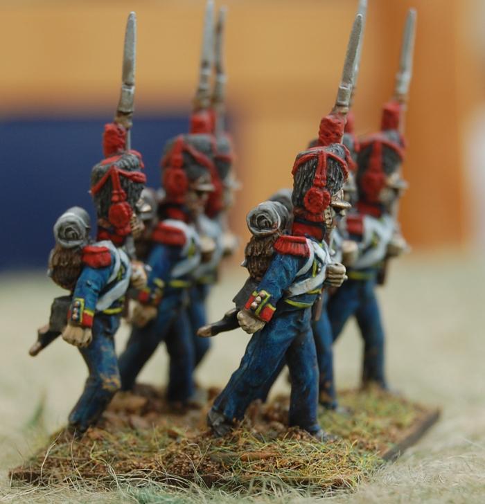 Duchy of Warsaw – Grenadiers in Full Dress