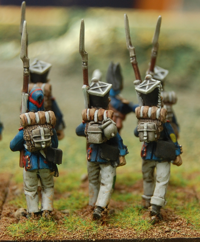 """Duchy of Warsaw – Fusiliers in Campaign Dress """"Scruffy"""""""
