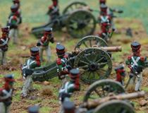 Duchy of Warsaw – 4 Gun Battery with 16 Crew
