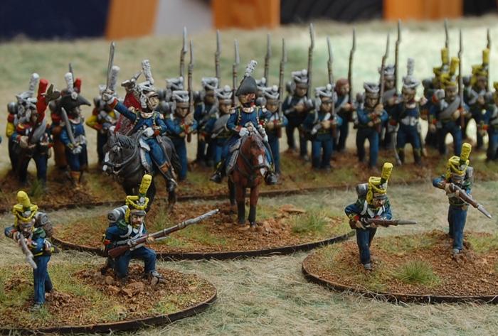 Duchy of Warsaw – 44 Figure Battalion