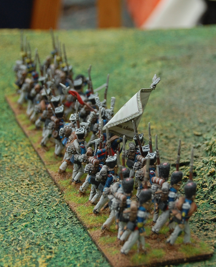 Duchy of Warsaw – 36 Figure Battalion