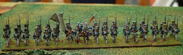 Duchy of Warsaw – 36 Figure Battalion