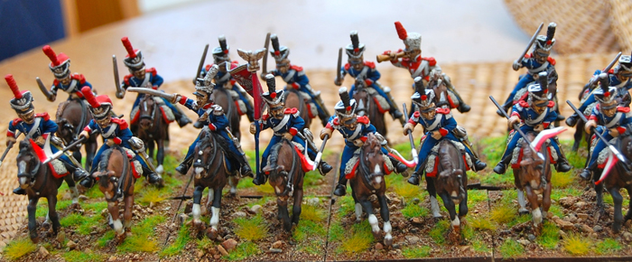 2nd regiment in 1810