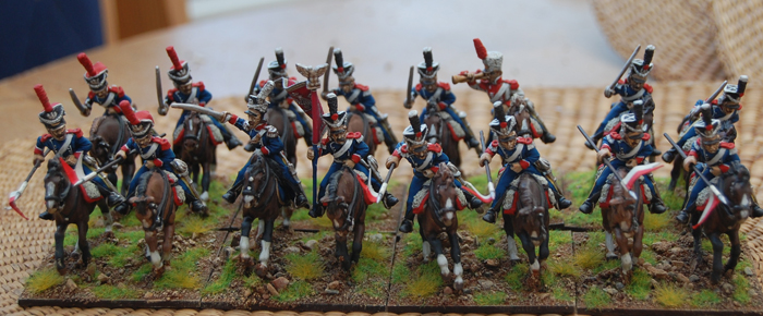 Uhlan 16 figure Regiment  – Pre 1810