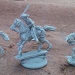 BADEN CAVALRY COMMAND 3 MODELS 3 HORSES £12