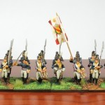 Grand Duchy of Baden, 2nd Regiment, 1st Battalion