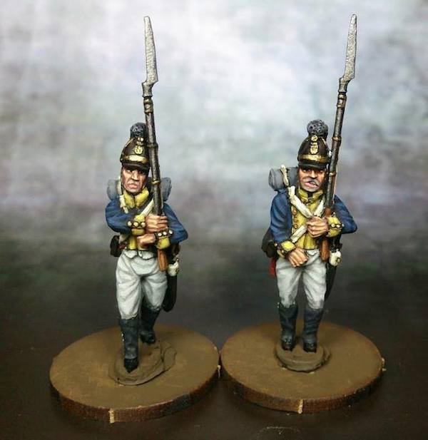 Duchy of Baden – Fusiliers in Full Dress (1808-1813)