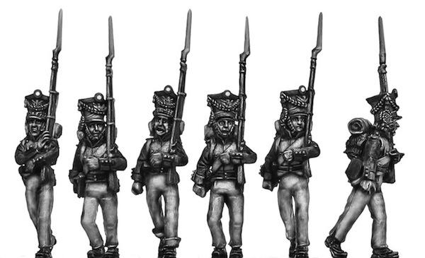 Duchy of Warsaw – Fusiliers in Full Dress