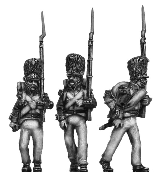 "Duchy of Warsaw – Grenadiers in Campaign Dress ""Scruffy"""