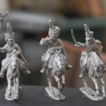 Duchy of Warsaw – Hussars 12 figure Regiment