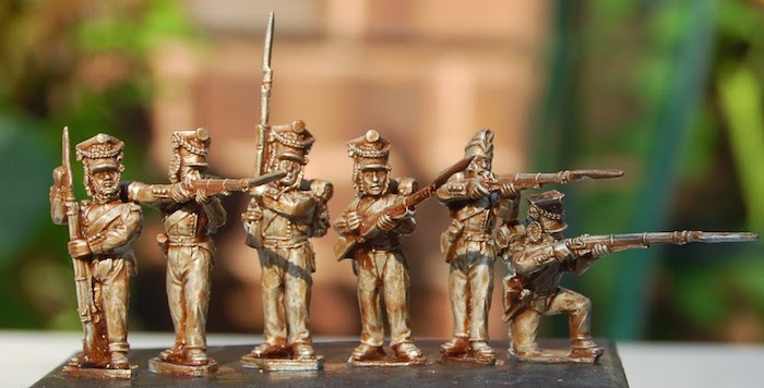 Duchy of Warsaw – Firing Line (Fusiliers)