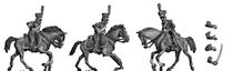 Uhlan line company – pre 1810