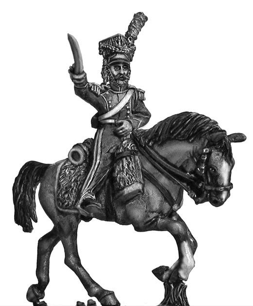 Uhlan command – Pre 1810