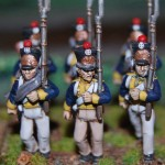 Vistula Legion – Fusiliers (6 figure pack)