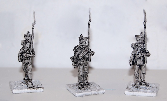 Vistula Legion in gaiters – Fusiliers (6 figure pack)