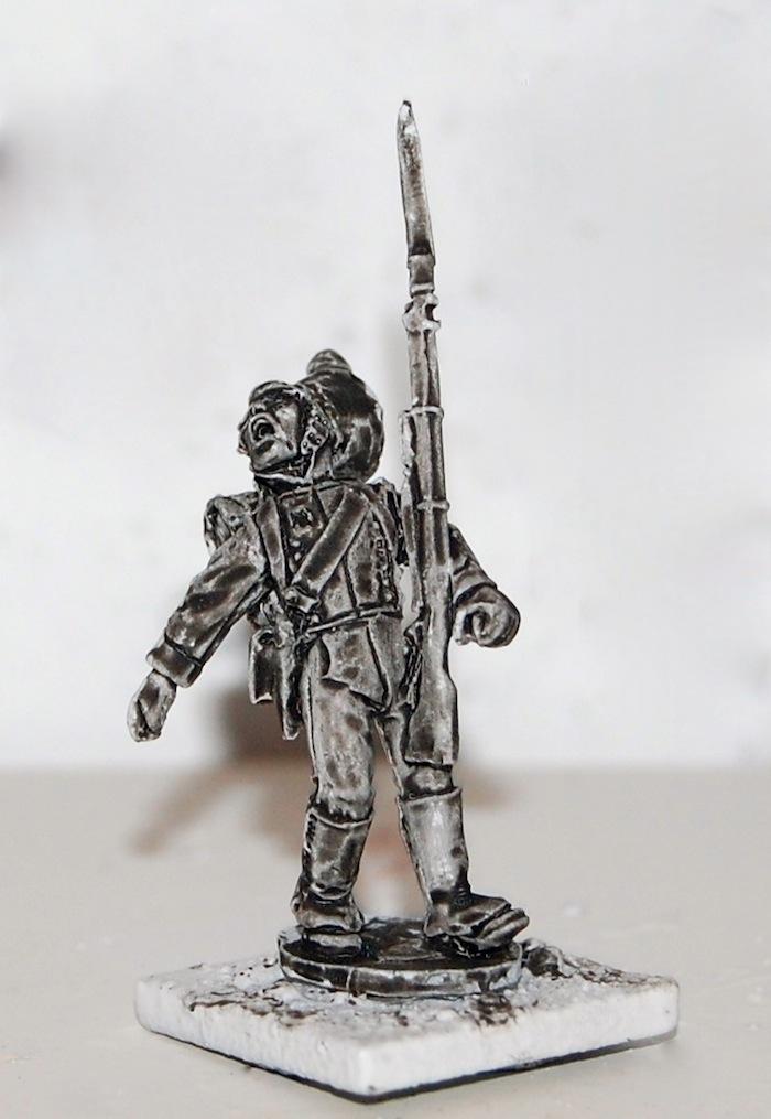 Vistula Legion in gaiters – Casualties NEW!