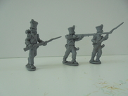 Baden Infantry in Shako Skirmishers