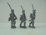 Baden Infantry in Shako Elite Company