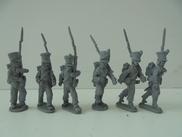Baden Infantry in Shako