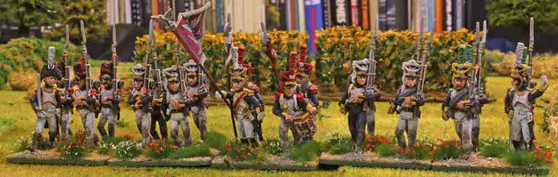 3rd Infantry Regiment of the Grand Duchy of Warsaw